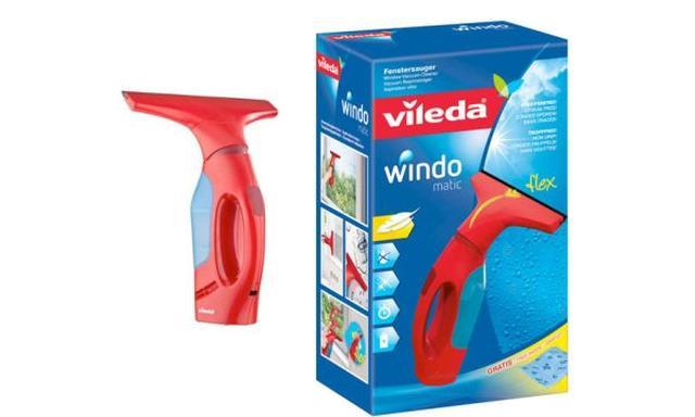 VILEDA Windomatic, Czyli Łatwe Mycie Okien