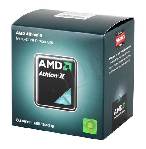 AMD Athlon II X4 640 BOX (AM3) (95W,45NM)