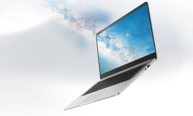 Huawei Matebook D14 - laptop na prezent dla dziecka do 2500 zł