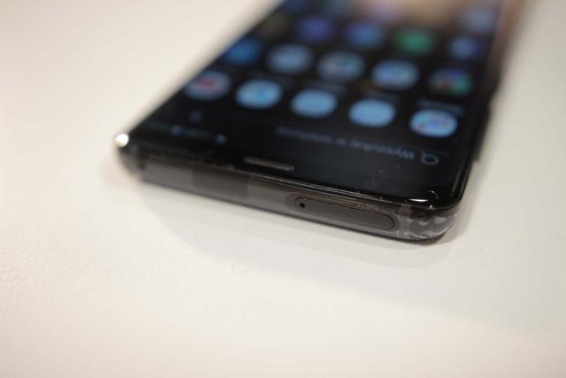 Tacka na karty DualSIM Samsung Galaxy S9 Plus