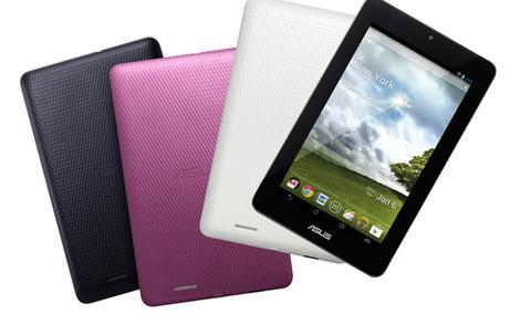 ASUS MeMO Pad - 7-calowy tablet w przystępnej cenie