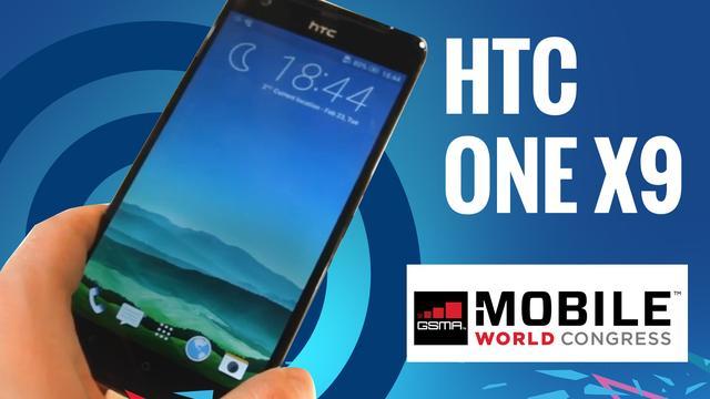 HTC One X9 - Nowy Smartfon HTC Prosto z Targów MWC 2016