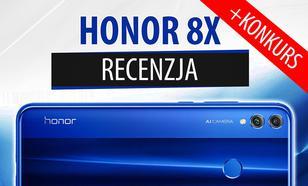 Recenzja Honor 8X - namiastka flagowca
