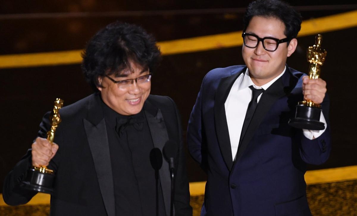 Oscar dla Parasite i Boon Jong Ho to sukces koreańskiego kina art house (fot. AFP)