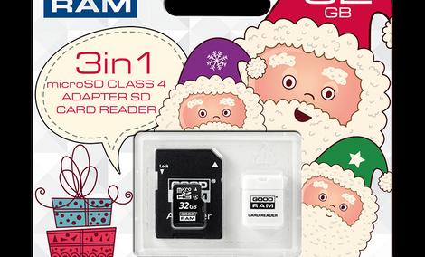 GOODRAM 3in1 - kusząca, świąteczna oferta.