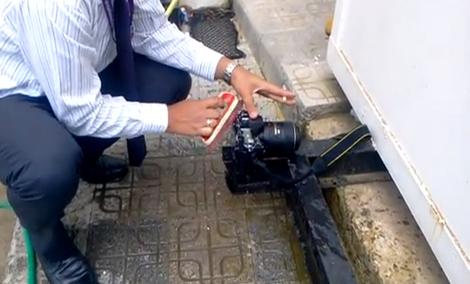 Jak wyczyścić aparat Nikon D300s