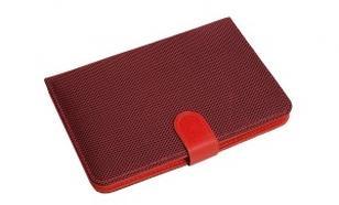 """ART Etui+klawiatura micro USB do tabletu 7"""" AB-101C czerwone"""