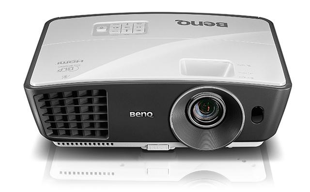 BenQ W750 - projektor DLP z technologią 3D