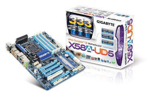 Gigabyte GA-X58A-UD5