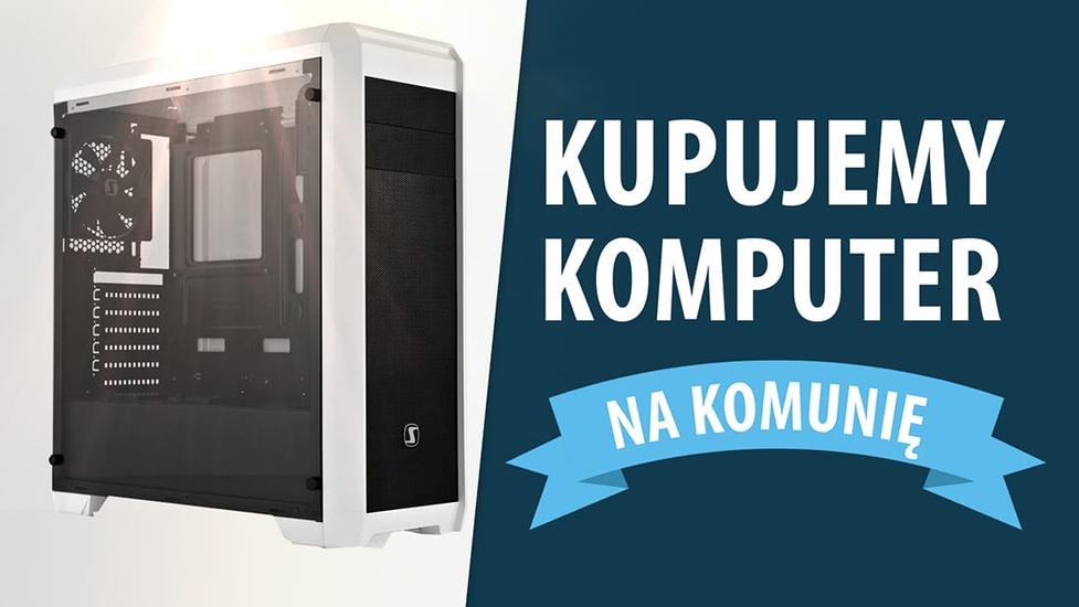 Białe Zestawy Komputerowe na Komunię 2018 za 2000, 2500 i 3000 zł