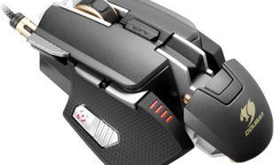 Cougar 700M Laser Black (CGR-WLMO-700)