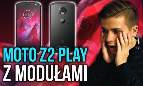 Dlaczego Warto Zainteresować się Smartfonem Motorola Moto Z2 Play?