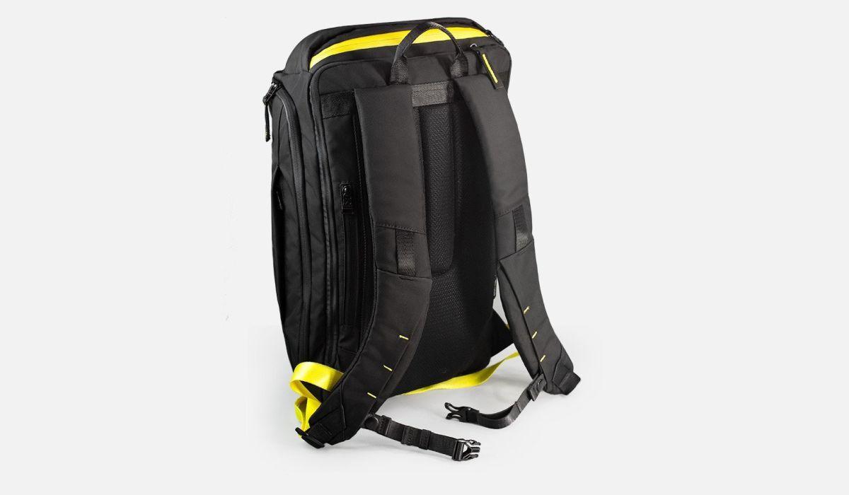 Plecak Cyberpunk 2077 tył