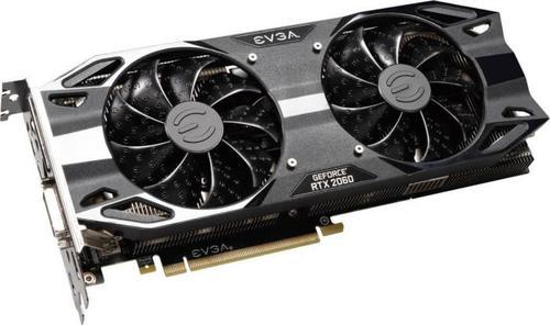 EVGA RTX 2060 XC Ultra Gaming 6GB GDDR6, 192-bit (06G-P4-2167-KR)