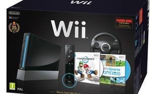 Nintendo Wii (Mario Kart Pack)
