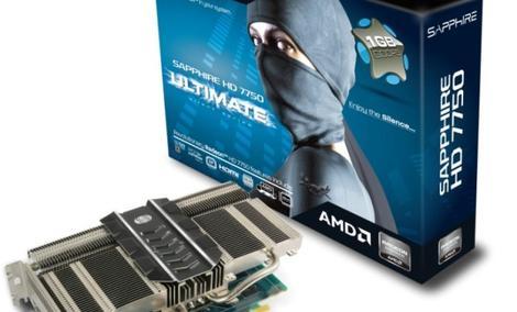 SAPPHIRE HD 7750 Ultimate – zabójczo cicha karta graficzna