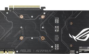 Asus GeForce GTX 1070 Ti Rog Strix Advanced 8GB GDDR5 (256 bit) DVI-D, 2xHDMI, 2xDP, BOX (ROG-STRIX-GTX1070TI-A8G-GAMING)