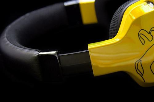Ozone Rage ST Żółte Słuchawki dla graczy