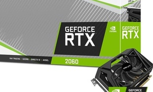 PNY Technologies GeForce RTX 2060 XLR 6GB GDDR6 (VCG20606SFPPB-O)