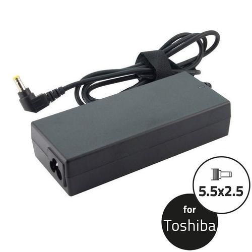 Qoltec Zasilacz do Toshiba 90W | 19V | 4.9A | 5.5*2.5