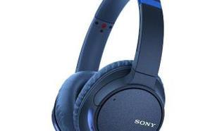 Sony WH-CH700N (niebieski)