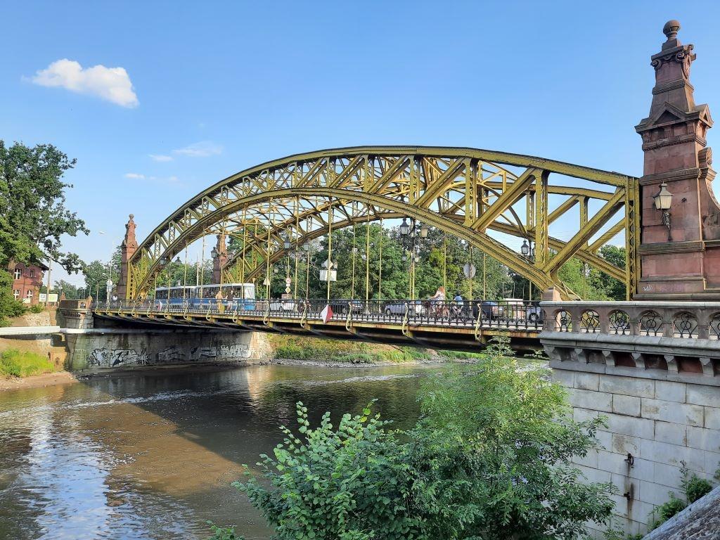 Zdjęcie mostu w trybie automatycznym - Samsung Galaxy M21