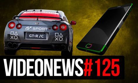 Smartfon Razer, Nowy Oculus, Kurier NVIDIA - VideoNews #125