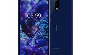 Nokia 5.1 Plus TA-1105 (niebieski)