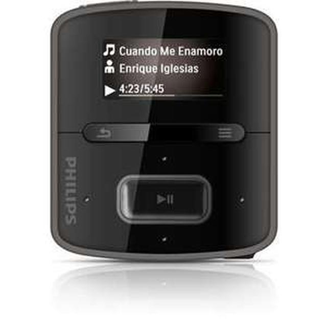 Philips GoGear RaGa - popularny odtwarzacz muzyczny