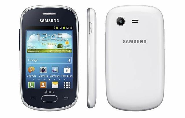 Samsung Galaxy Star and Galaxy Pocket Neo fot2