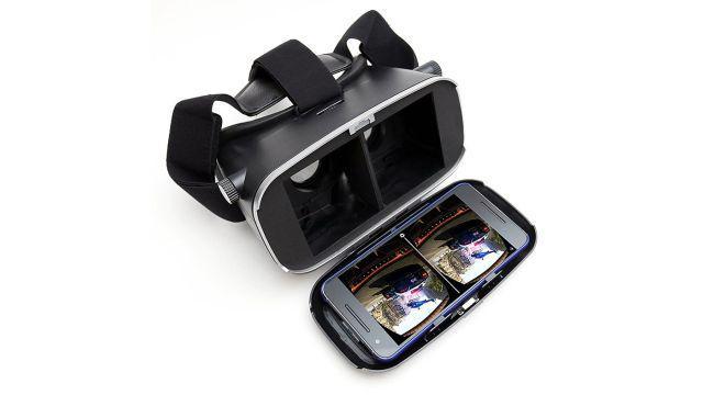 Wirtualna rzeczywistość Media-Tech dla urządzeń mobilnych
