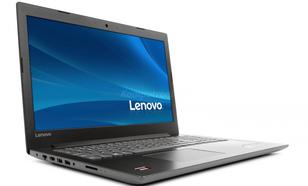 Lenovo Ideapad 320-15AST (80XV00WMPB) Czarny - 240GB SSD - Raty 20 x