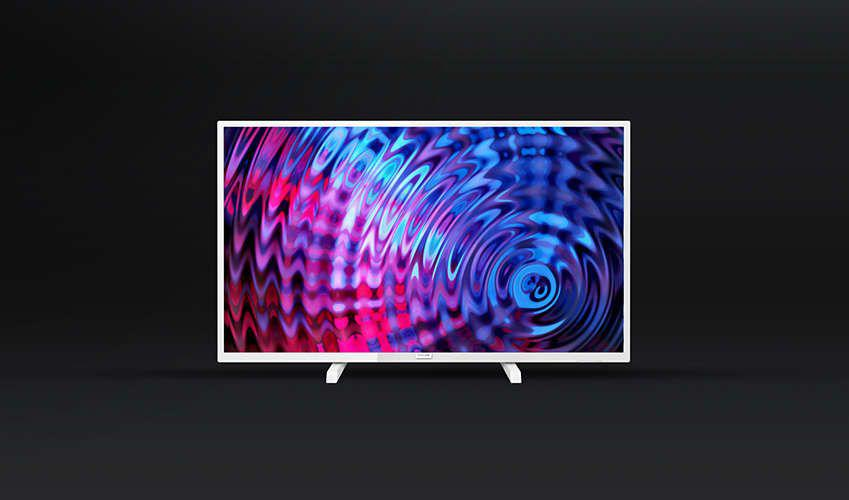 Philips 32PFT5603/12 Full HD, biały