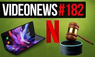 Alexa świadkiem w sądzie, Samsung Galaxy F i Black Friday - VideoNews #182