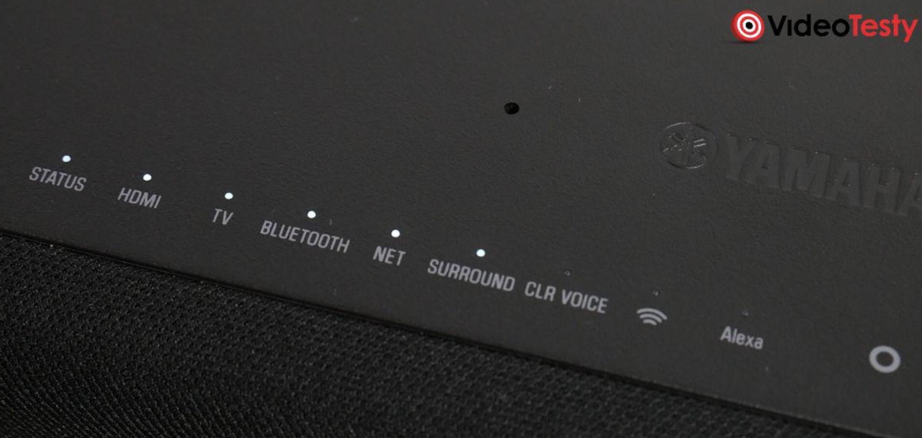 moduły i funkcje soundbara