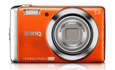 Aparat BenQ S1420 – optyczna stabilizacja obrazu, HDR II