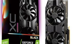 EVGA EVGA GeForce GTX 1660 XC Ultra Black, 6144 MB GDDR5