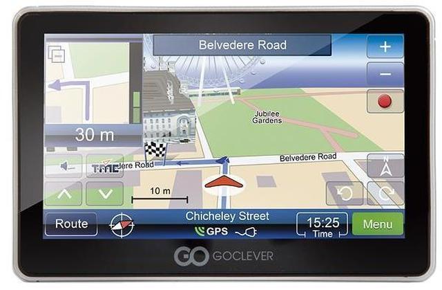 GOCLEVER NAVIO 505 - 5-calowa nawigacja z wieloma przydatnymi funkcjami
