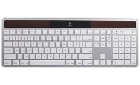 Logitech Wireless Solar Keyboard K750 - klawiatura solarna