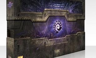 StarCraft II: Heart of the Swarm - Edycja Kolekcjonerska