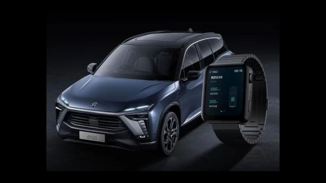 Czy Xiaomi Mi Watch będzie sterował samochodem?