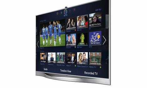 Samsung Smart TV Seria F8500 – nowa generacja telewizorów LED w eleganckim wydaniu