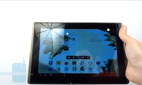 Asus Eee Pad Transformer - test tabletu
