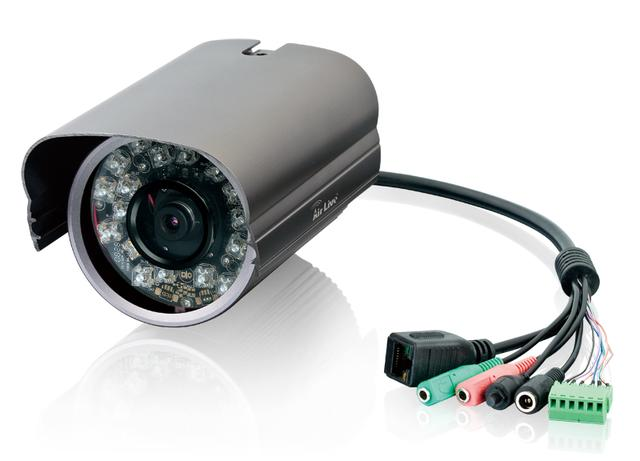 OD-325HD – 1.3 megapikselowa zewętrzna kamera IP z filtrem IR
