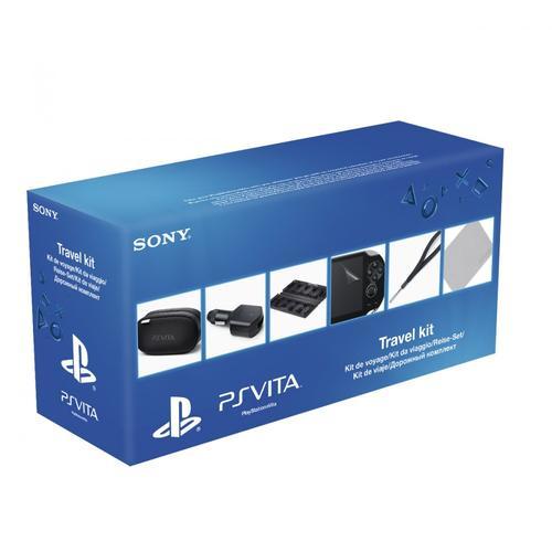 Sony PS VITA Zestaw podróżny 9296713