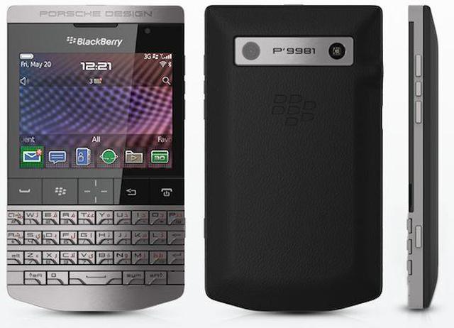 Porsche Design - BlackBerry P'9