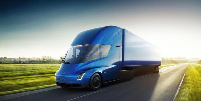 Tesla Semi - Elektryczne ciężarówki wjeżdżają na drogi