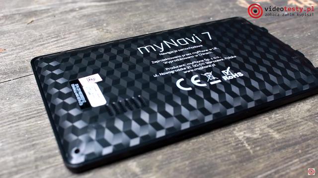 myPhone myNavi7 - Wygląd Nawigacji GPS