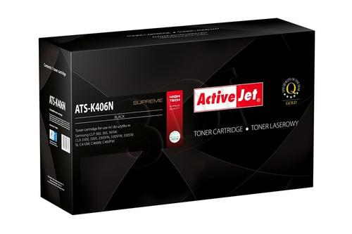ActiveJet ATS-K406N toner Black do drukarki Samsung (zamiennik Samsung CLT-K406S) Supreme
