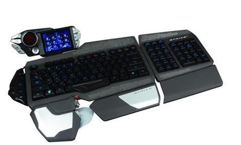 Mad Catz S.T.R.I.K.E. 7 - jedno z najlepszych gamingowych urządzeń